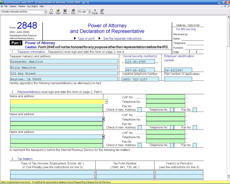 Small Business Tools Cfs Tax Software Inc Software For Tax