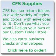 CFS Supplies